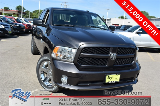 2018 Ram 1500 Crew Cab 4x4,  Pickup #R1311 - photo 10