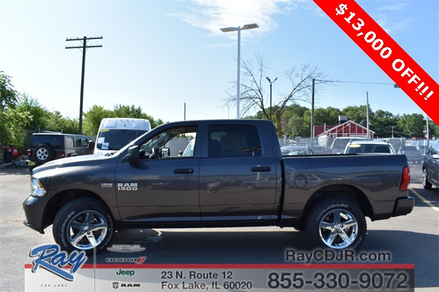 2018 Ram 1500 Crew Cab 4x4,  Pickup #R1311 - photo 7