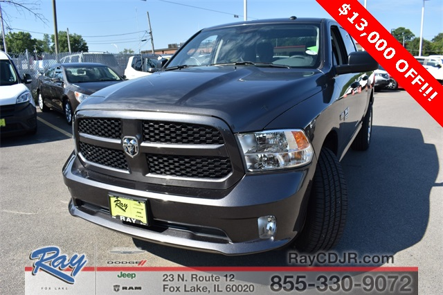 2018 Ram 1500 Crew Cab 4x4,  Pickup #R1311 - photo 8