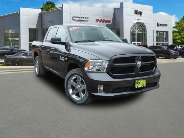 2018 Ram 1500 Crew Cab 4x4,  Pickup #R1312 - photo 3