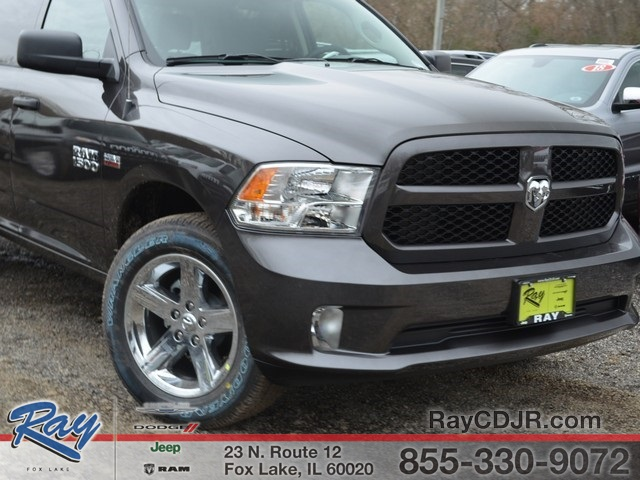 2018 Ram 1500 Crew Cab 4x4,  Pickup #R1312 - photo 4