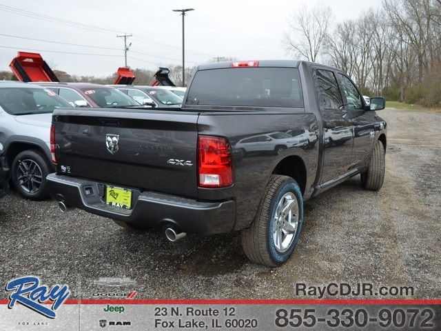 2018 Ram 1500 Crew Cab 4x4,  Pickup #R1312 - photo 6