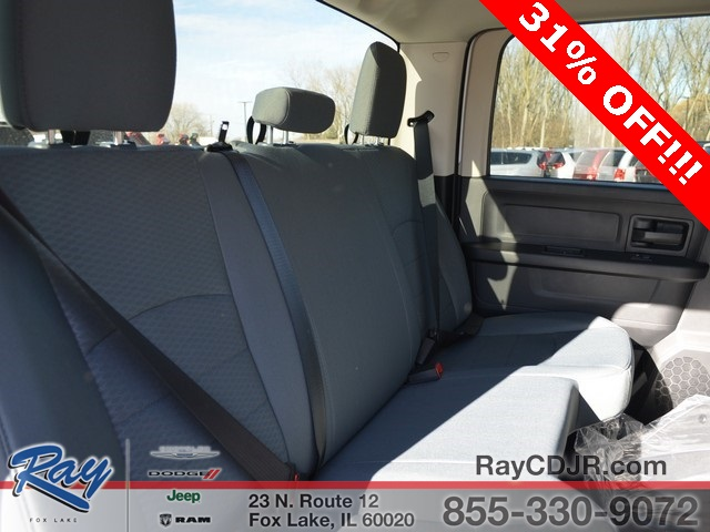 2018 Ram 1500 Crew Cab 4x4,  Pickup #R1313 - photo 10