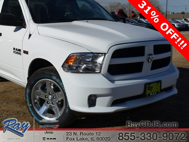 2018 Ram 1500 Crew Cab 4x4,  Pickup #R1313 - photo 3