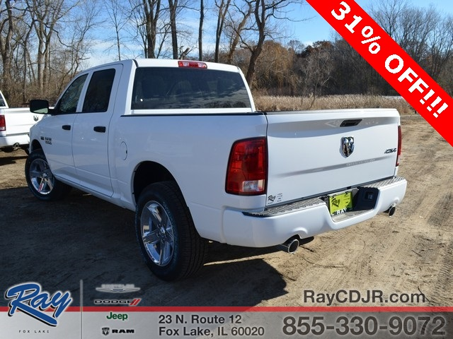 2018 Ram 1500 Crew Cab 4x4,  Pickup #R1313 - photo 6