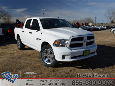2018 Ram 1500 Crew Cab 4x4,  Pickup #R1313 - photo 1
