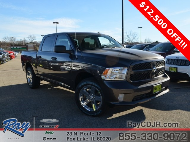 2018 Ram 1500 Crew Cab 4x4, Pickup #R1314 - photo 4