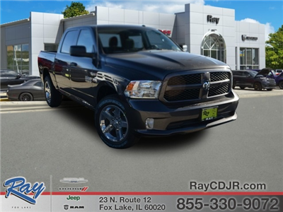 2018 Ram 1500 Crew Cab 4x4, Pickup #R1314 - photo 1