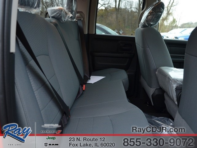 2018 Ram 1500 Quad Cab 4x4,  Pickup #R1315 - photo 12