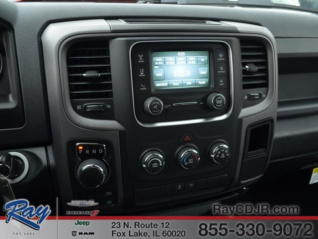 2018 Ram 1500 Quad Cab 4x4,  Pickup #R1315 - photo 21
