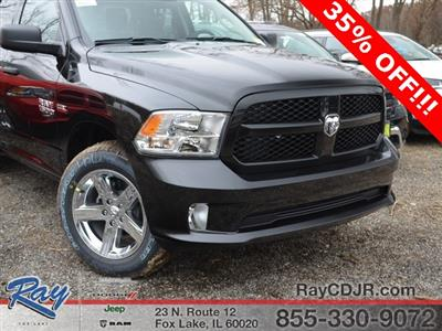 2018 Ram 1500 Quad Cab 4x4,  Pickup #R1316 - photo 3