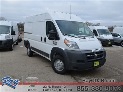 2018 ProMaster 1500 High Roof, Cargo Van #R1320 - photo 1