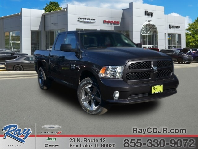 2018 Ram 1500 Quad Cab 4x4,  Pickup #R1322 - photo 1