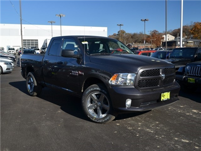 2018 Ram 1500 Quad Cab 4x4,  Pickup #R1322 - photo 4