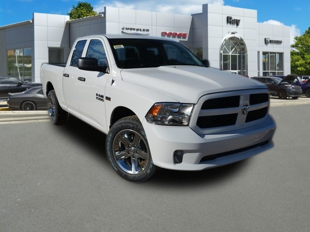 2018 Ram 1500 Quad Cab 4x4,  Pickup #R1325 - photo 3