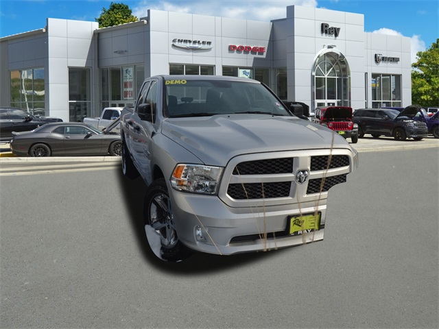 2018 Ram 1500 Quad Cab 4x4,  Pickup #R1328 - photo 3