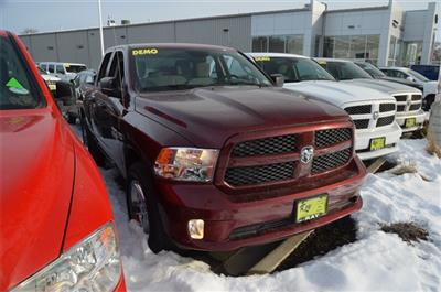 2018 Ram 1500 Quad Cab 4x4, Pickup #R1332 - photo 5