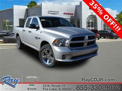 2018 Ram 1500 Quad Cab 4x4,  Pickup #R1333 - photo 1