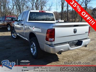 2018 Ram 1500 Quad Cab 4x4,  Pickup #R1333 - photo 6