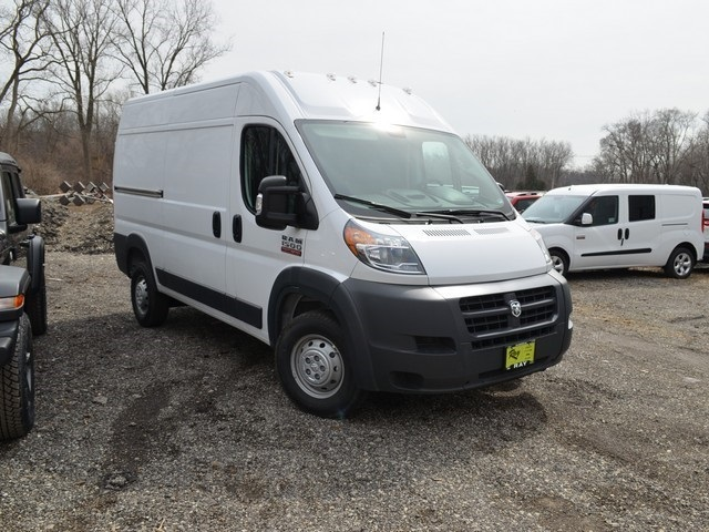 2018 ProMaster 1500 High Roof FWD,  Empty Cargo Van #R1340 - photo 8