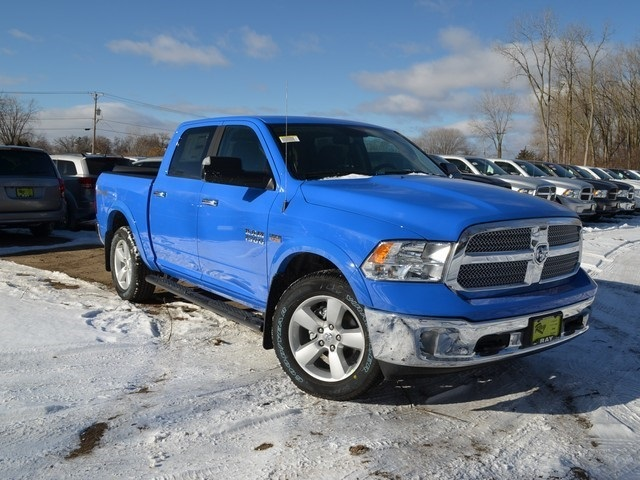 2018 Ram 1500 Crew Cab 4x4, Pickup #R1341 - photo 4