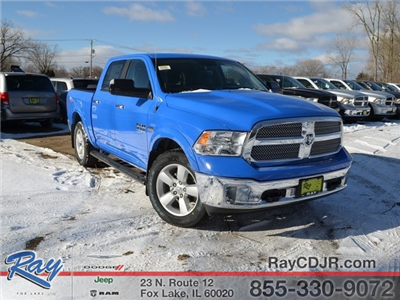 2018 Ram 1500 Crew Cab 4x4, Pickup #R1341 - photo 1