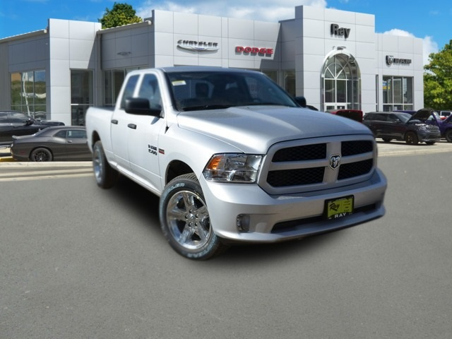 2018 Ram 1500 Quad Cab 4x4,  Pickup #R1343 - photo 3