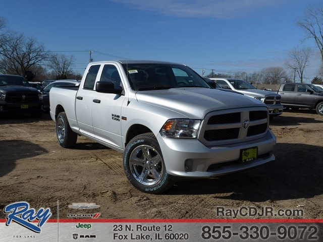 2018 Ram 1500 Quad Cab 4x4,  Pickup #R1343 - photo 5