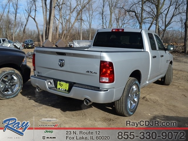 2018 Ram 1500 Quad Cab 4x4,  Pickup #R1343 - photo 6