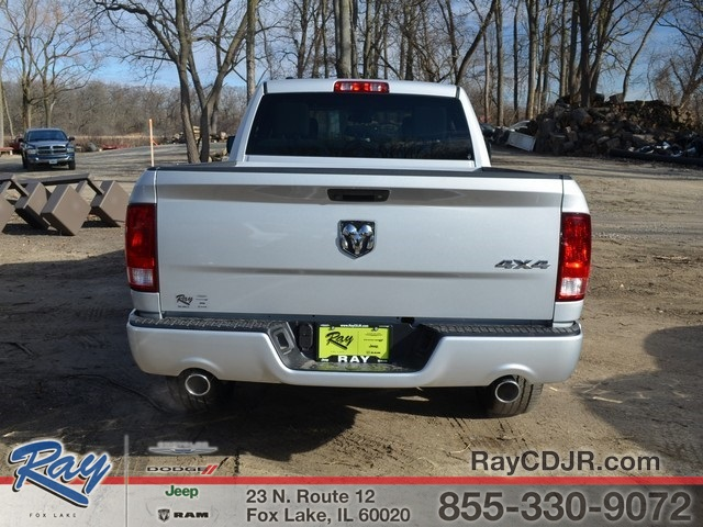 2018 Ram 1500 Quad Cab 4x4,  Pickup #R1343 - photo 7