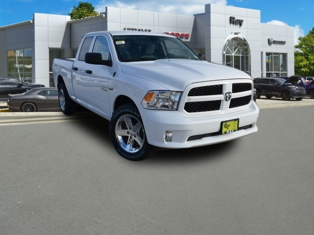 2018 Ram 1500 Quad Cab 4x4,  Pickup #R1344 - photo 3