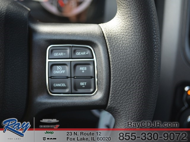 2018 Ram 1500 Quad Cab 4x4,  Pickup #R1344 - photo 22