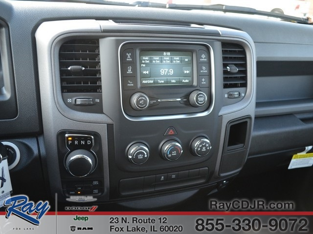 2018 Ram 1500 Quad Cab 4x4,  Pickup #R1344 - photo 23