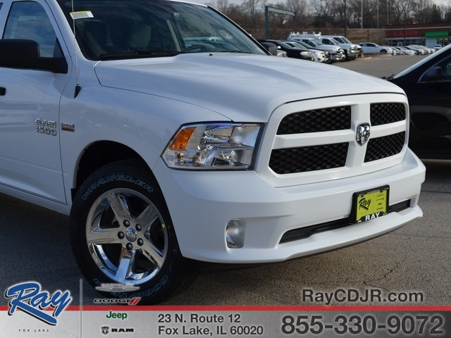 2018 Ram 1500 Quad Cab 4x4,  Pickup #R1344 - photo 4