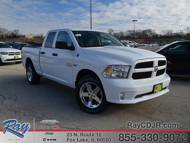 2018 Ram 1500 Quad Cab 4x4,  Pickup #R1344 - photo 5