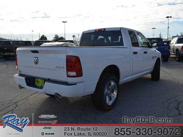 2018 Ram 1500 Quad Cab 4x4,  Pickup #R1344 - photo 6