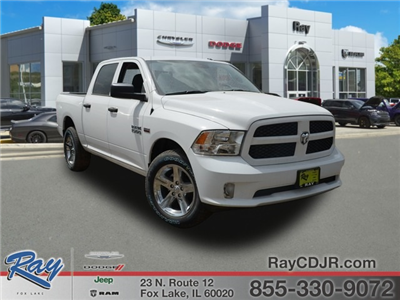 2018 Ram 1500 Crew Cab 4x4, Pickup #R1360 - photo 1