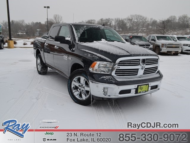2018 Ram 1500 Crew Cab 4x4, Pickup #R1366 - photo 1