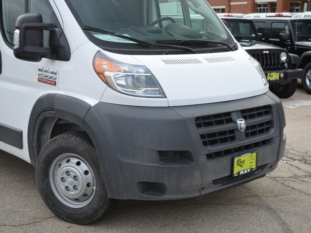2018 ProMaster 2500 High Roof, Cargo Van #R1385 - photo 3