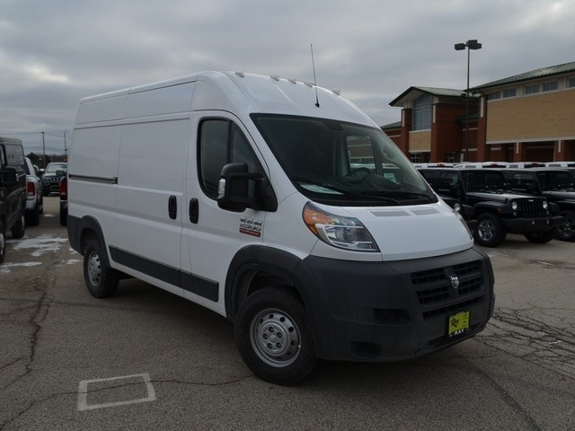 2018 ProMaster 2500 High Roof, Cargo Van #R1385 - photo 4