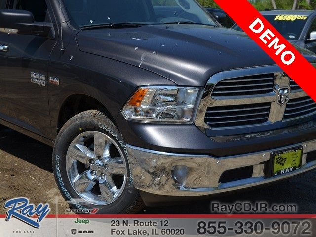 2018 Ram 1500 Crew Cab 4x4,  Pickup #R1390 - photo 4