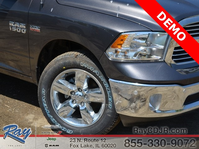 2018 Ram 1500 Crew Cab 4x4,  Pickup #R1390 - photo 6
