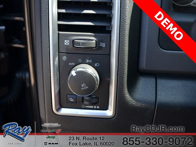 2018 Ram 1500 Crew Cab 4x4,  Pickup #R1390 - photo 17