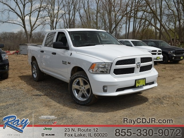 2018 Ram 1500 Crew Cab 4x4,  Pickup #R1391 - photo 1