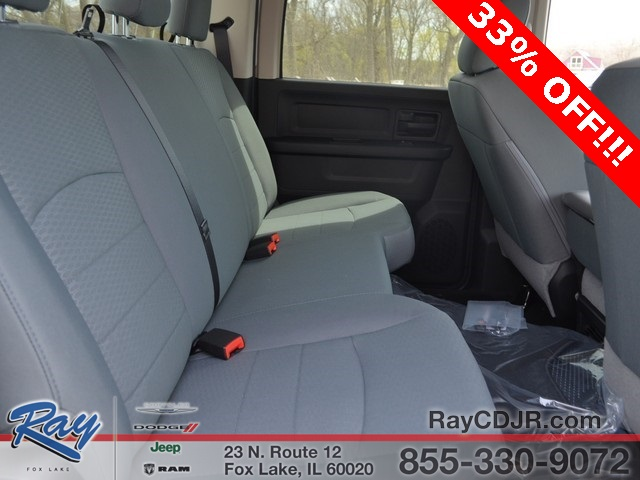 2018 Ram 1500 Crew Cab 4x4,  Pickup #R1391 - photo 16