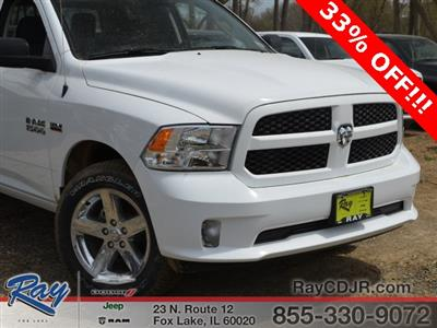 2018 Ram 1500 Crew Cab 4x4,  Pickup #R1391 - photo 4