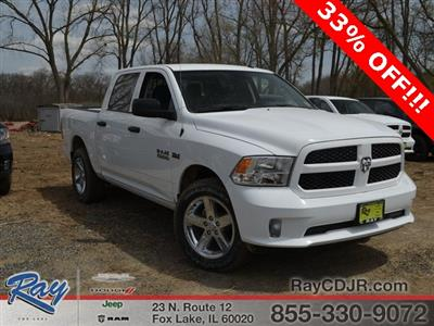 2018 Ram 1500 Crew Cab 4x4,  Pickup #R1391 - photo 5