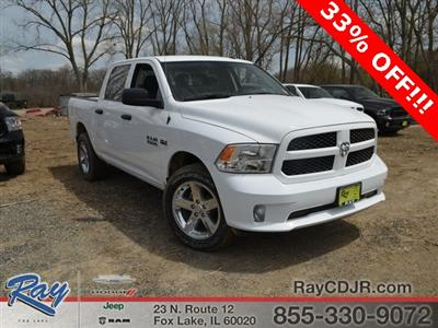 2018 Ram 1500 Crew Cab 4x4,  Pickup #R1391 - photo 8