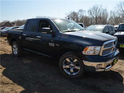 2018 Ram 1500 Crew Cab 4x4,  Pickup #R1400 - photo 4