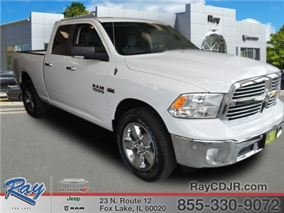 2018 Ram 1500 Quad Cab 4x4,  Pickup #R1403 - photo 1